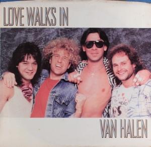Love Walks In