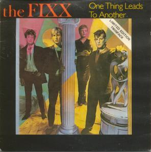 The_Fixx_-_One_Thing_Leads_to_Another