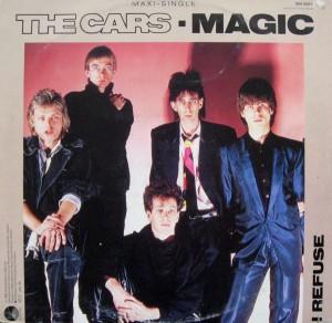 magic the cars