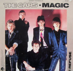 magic the cars