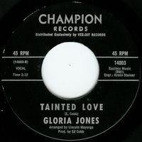 tainted gloria
