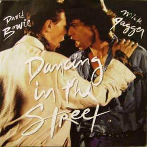 dancing in the street