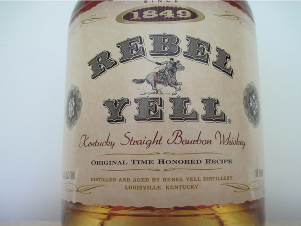 rebel yell whiskey
